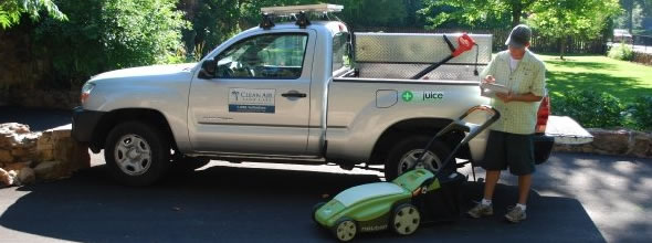Lawn Service - Clean Air Lawn Care