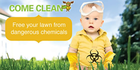 Come Clean Organic Lawn Care - Clean Air Lawn Care